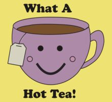 What a Hot Tea! Kids Clothes