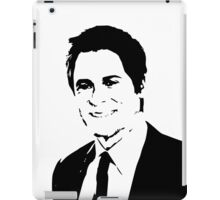 Chris Traeger - Parks and Recreation iPad Case/Skin