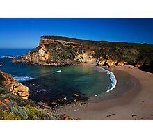 The beach at Childers Cove, Great Ocean Road, Victoria, Australia Photographic Print