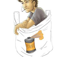 Pocket Zayn by Aki-anyway