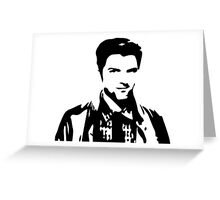 Ben Wyatt - Parks and Recreation Greeting Card