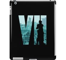 Cloud is back in color iPad Case/Skin