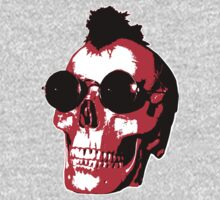 Mohawk Skull - Rock'n'Roll Kids Tee