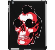 Mohawk Skull - Rock'n'Roll iPad Case/Skin