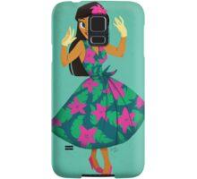 Girl of Adventure Samsung Galaxy Case/Skin