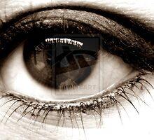 The all seeing Star Eye by Ronda Basteyns