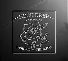 neck deep - wishful thinking by taylorskinner