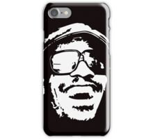 stencil Stevie Wonder iPhone Case/Skin