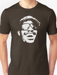 stencil Stevie Wonder Unisex T-Shirt