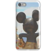 Magic Kingdom: Partners Statue iPhone Case/Skin