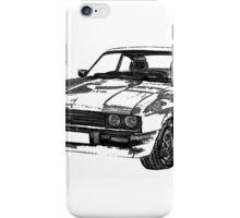 Ford Capri 3.0 S MK3 iPhone Case/Skin
