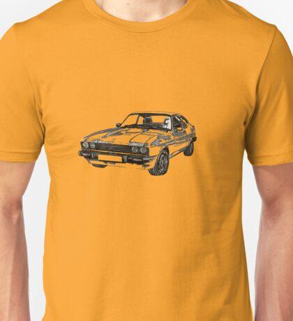 Ford Capri 3.0 S MK3 Unisex T-Shirt