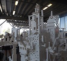 The Collectivity Project, Olafur Eliasson, High Line Art, Lego, High Line, New York City by lenspiro