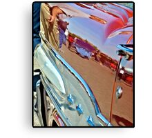 Rock A Billy Reflections  Canvas Print