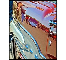 Rock A Billy Reflections  Photographic Print