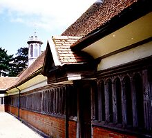 Long Alley Almshouses, Abingdon ii by BronReid