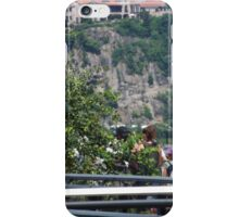 Walking on the High Line, New York City's Elevated Garden and Park iPhone Case/Skin