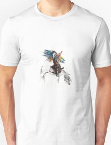 Warrior on Horse T-Shirt
