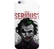 jokerton3 iPhone Case/Skin