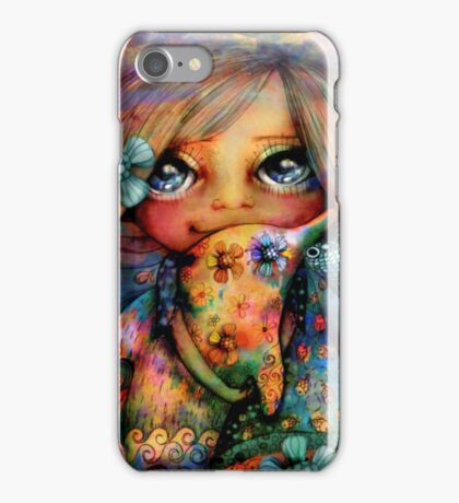 Dolphin Hugs iPhone Case/Skin
