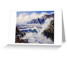 SEA INLET Greeting Card