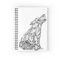 Wolf - Bastille Spiral Notebook