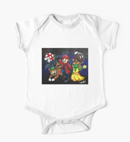 Plumbers of the Galaxy One Piece - Short Sleeve