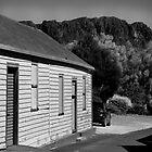 Mt Roland, Sheffield Tasmania by Kristi Robertson