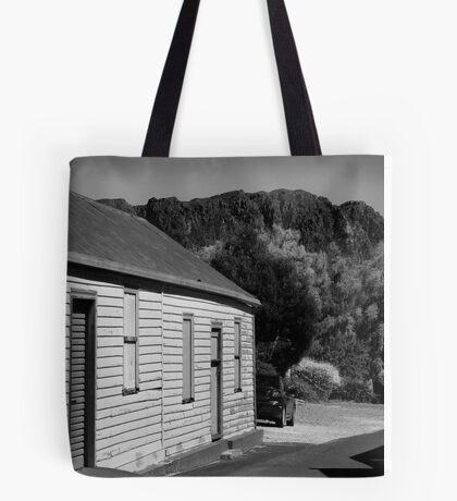 Mt Roland, Sheffield Tasmania Tote Bag