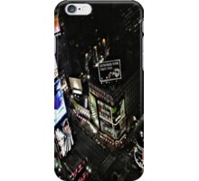 New York Nights iPhone Case/Skin