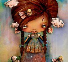 Little Shepherd Girl by © Cassidy (Karin) Taylor