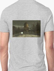 Hamilton Mausoleum , on the Dark Side Unisex T-Shirt