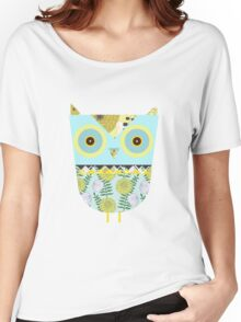 Lonely Owl Women's Relaxed Fit T-Shirt