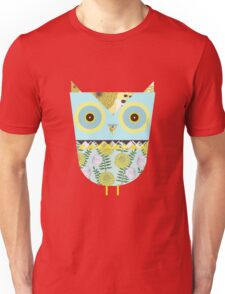 Lonely Owl Unisex T-Shirt