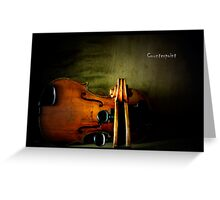 Counterpoint Greeting Card