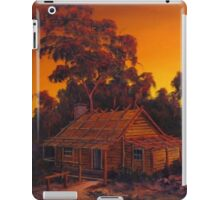 The Pioneers Log Cabin iPad Case/Skin