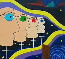 """Origins Unknown"" by JoNeL-Art"