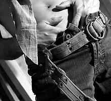 My belt  by Etienne RUGGERI Artwork eRAW