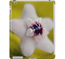 Uno Hoya Carnosa 2 iPad Case/Skin