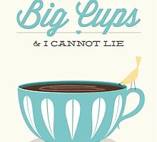 Big cups by kysunflower