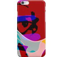 red eye rider iPhone Case/Skin