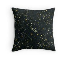 I Have Loved the Stars Throw Pillow