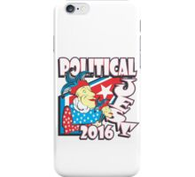 POLITICAL JEST iPhone Case/Skin