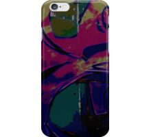 painted on iPhone Case/Skin