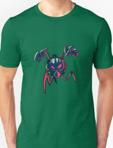 ScatterBrain Blue Unisex T-Shirt