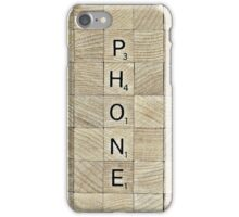 Phone Game iPhone Case/Skin