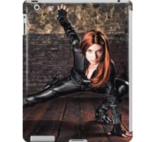 Secret Agent Tanya Wheelock (Photography by Sean William / Dragon Ink Photography) iPad Case/Skin