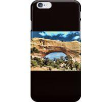 Wilson's Arch iPhone Case/Skin