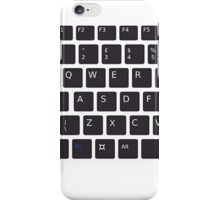 PC Computer Keyboard Buttons Design iPhone Case/Skin