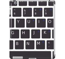 PC Computer Keyboard Buttons Design iPad Case/Skin